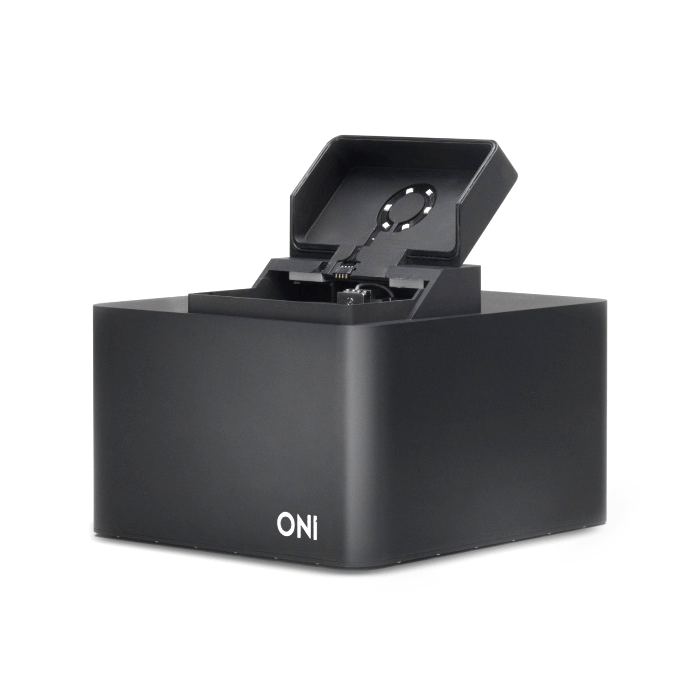 ONI Nanoimager STORM, PALM, SIM, TIRF, HILO, Epi, Confocal and smFRET in a single compact form factor instrument.