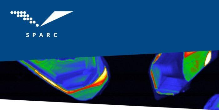 CL imaging of Zircon