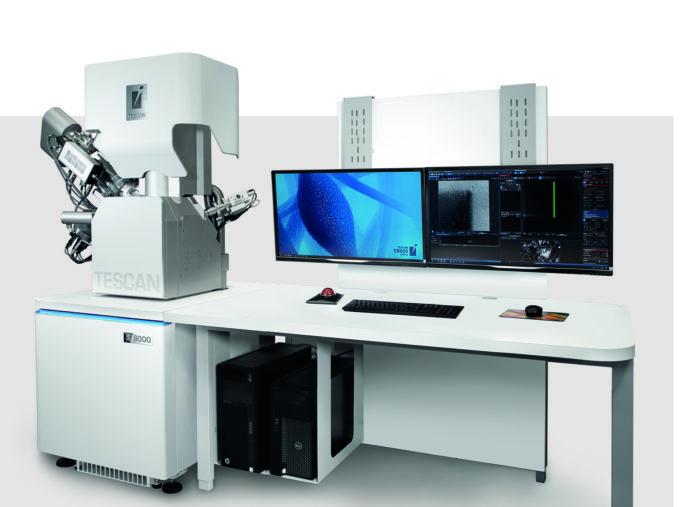 Ultra-High Resolution TESCAN S8000X Xe Plasma FIB-SEM Destined for QUT