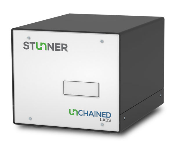 Unchained Labs Release the First Product to Combine Protein Concentration & Size Measurements