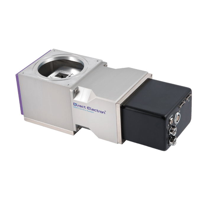 Direct Electron Direct high performance direct detection TEM camera