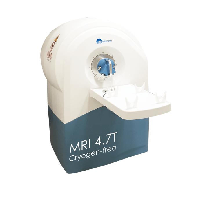 MRS*DRYMAG 4.7T MRI