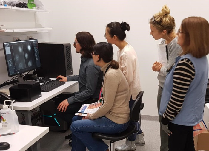 Westmead gets Super Resolution Imaging Capabilities and More