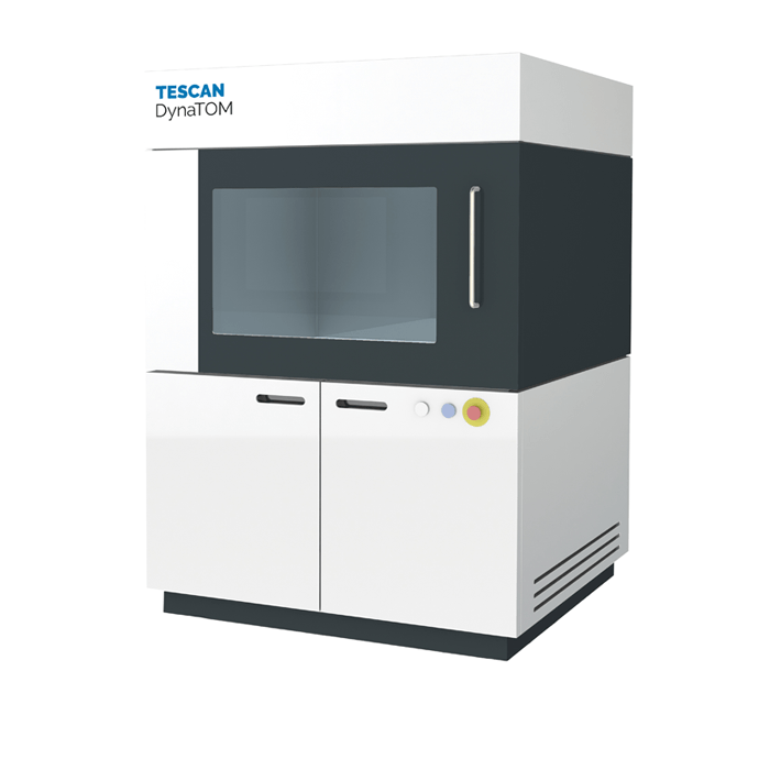 TESCAN Dynatom computed tomography CT system