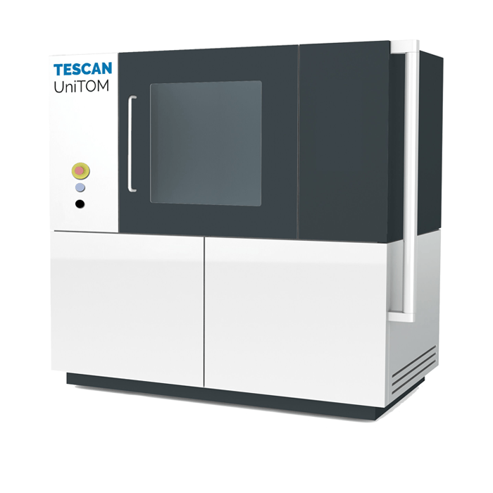 TESCAN Unitom computed tomography CT system