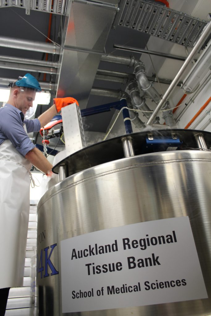 Auckland region Tissue Bank