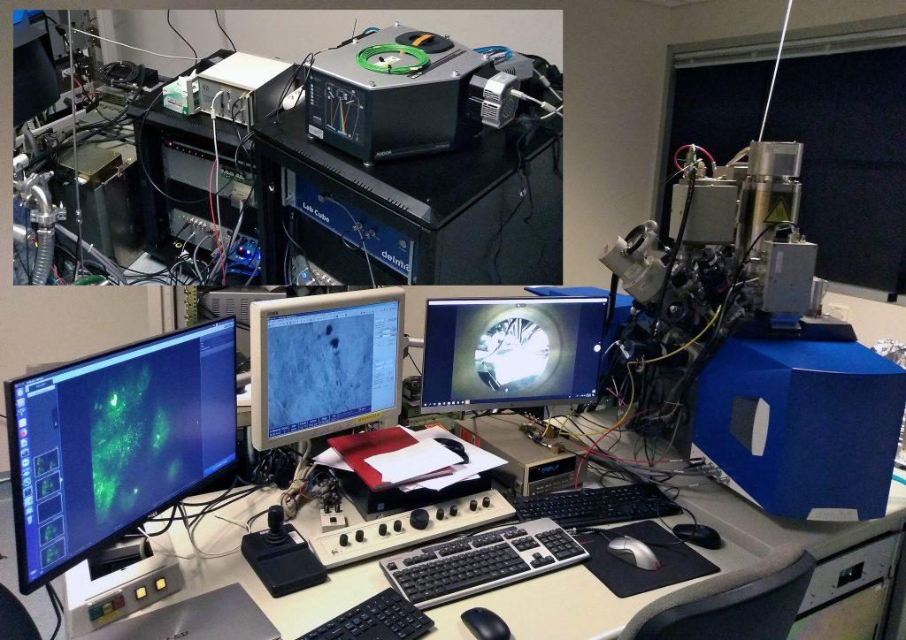 Delmic SPARC and SECOM install at UTS