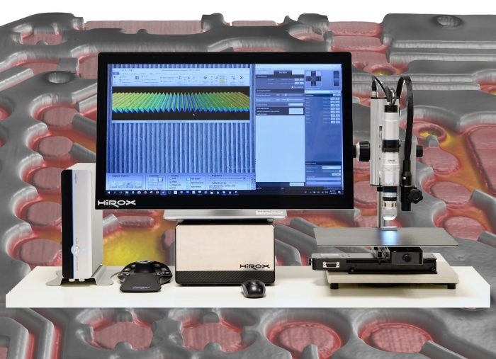 Hirox Digital Microscope becomes a Powerful Metrology Tool