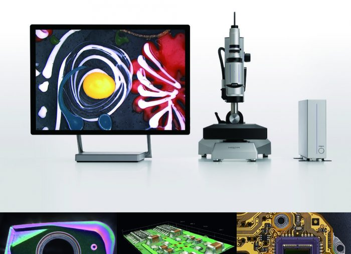Hirox Release New Digital Microscope with Increased Resolution