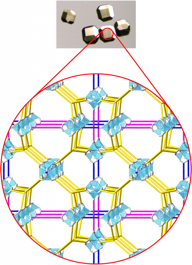 MOF Structure