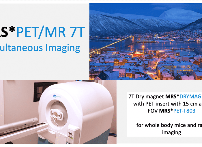 Norway's University of Tromsø Installs MR Solutions' 7T  PET-MR Imaging System