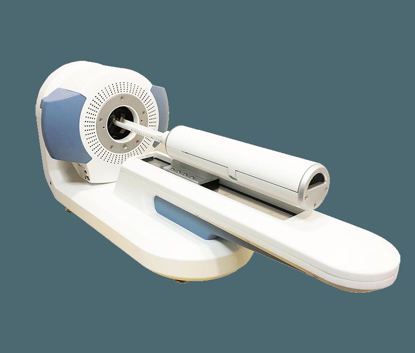 MR Solution benchtop PET pre-clinical scanner.