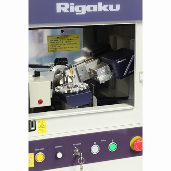 Rigaku Miniflex chamber XRD