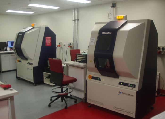 What's Better than One SmartLab Diffractometer? Two!