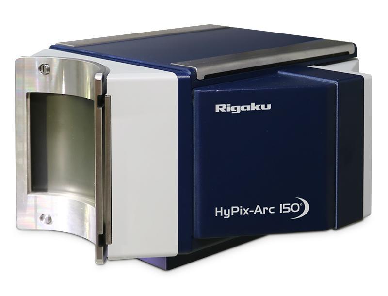Rigaku HyPic Arc150 hybrid photon counting HPC detector