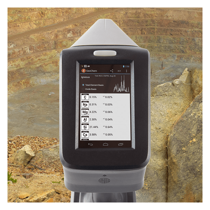 Rapid Measurement of Total Organic Carbon in Soil Using SciAps Z-300 Handheld LIBS