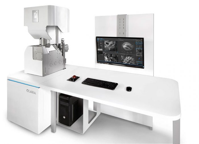 The New TESCAN CLARA SEM Pushes the Boundaries of Materials Characterisation