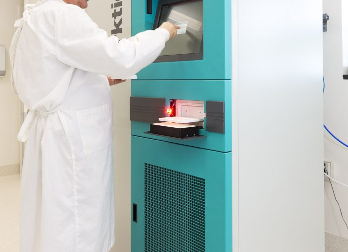 First arktic Biospecimen Storage System in the Southern Hemisphere Installed at Griffith University
