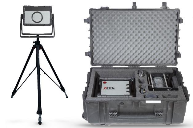 X-RIS Gemx portable digital radiography accessories