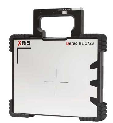 X-RIS Dereo HE 1723 X-ray detector - digital detector for NDT