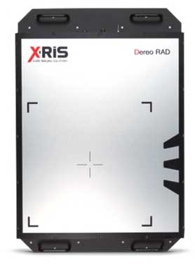 Dereo RAD Series - X-ray detector eplacement for silver radiography film
