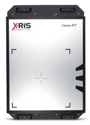 X-RIS Dereo RT - X-ray detector upgrade for cabinets