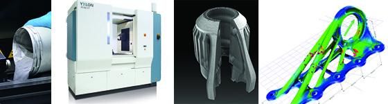 Yxlon additive manufacturing analysis