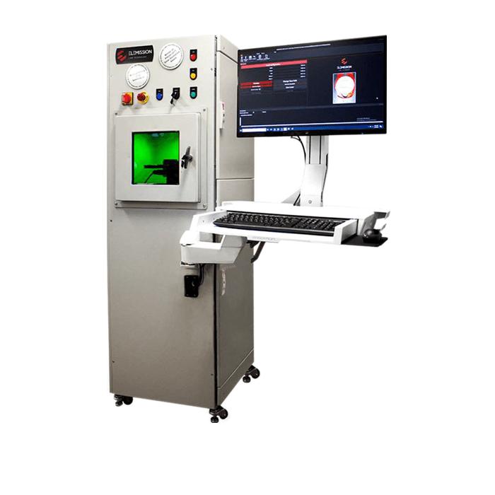 Elemission coriosity high speed LIBS core scanner