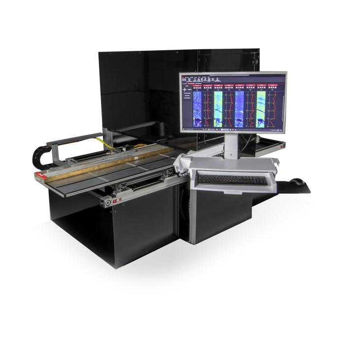 ECORE - LIBS Core Scanner