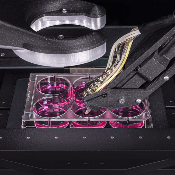 fluicell biopixlar bioprinter - bioprinting solutions for biomedical research