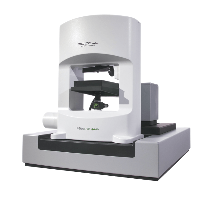 The Nanolive CX-A for label-free live cell imaging