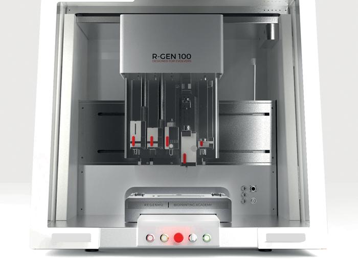 The REGENHU R-Gen 100 Desktop Bioprinter has Won Red Dot and IF Design Awards 2021