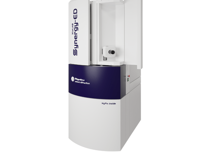 Rigaku and JEOL Launch a Revolutionary Electron Diffraction Platform XtaLAB Synergy-ED