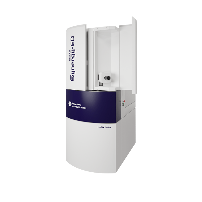 Rigaku Synergy-ED micro electron diffraction system micro-ED