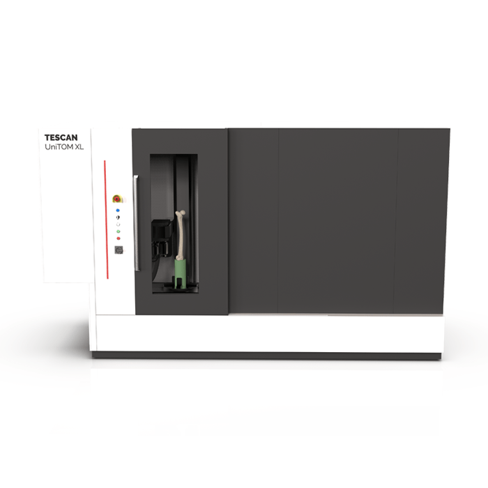 TESCAN UniTOM XL unique 3D X-ray imaging system microCT