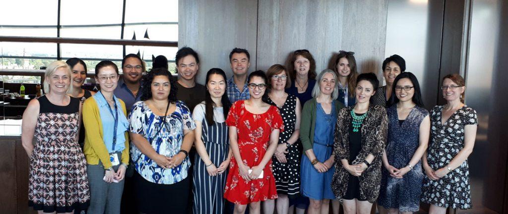Victorian Cancer Biobank team - users of OpenSpecimen